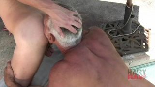 Hairy And Raw – Jeff Grove and Christian Matthews