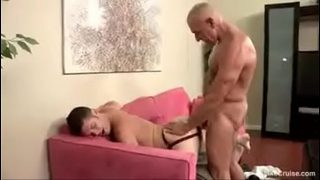 Sucking and fucking with daddy