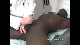 """Eligio Bishop Starring As """"Tyrese"""" In College Athletic Physical Exam"""