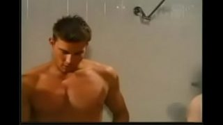 Alex Wilcox, Billy Herrington, Gregg Rockwell, Steve Shannon in Playng with Fire – scenes – jerking and cum – vintage video
